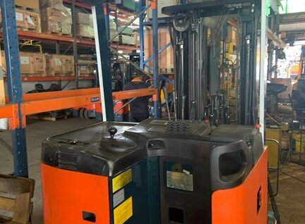 Refurbished Toyota 7FBR15 Forklift For Sale in Singapore