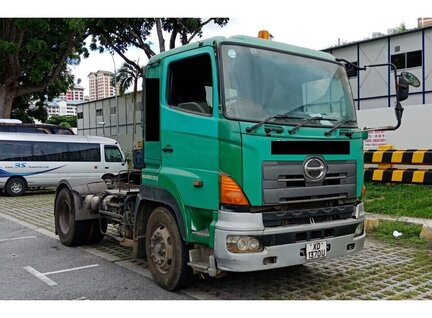 Used Hino SH1EEKA Prime Mover For Sale in Singapore