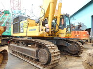 Used Komatsu PC800-8 Excavator For Sale in Singapore