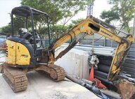 Used Yanmar VIO30-6B Excavator For Sale in Singapore