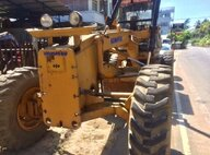 Used Komatsu GD505 Motor Grader For Sale in Singapore