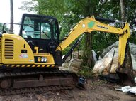 Used Yanmar B65 Excavator For Sale in Singapore