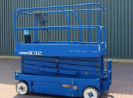 Used UpRight X32 Scissor Lift For Sale in Singapore
