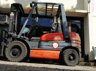 Used Toyota 6FD25 Forklift For Sale in Singapore