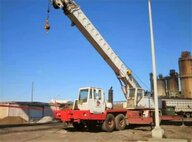 Used Link-Belt HC-138A Crane For Sale in Singapore