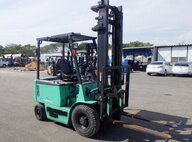 Used Mitsubishi FB20 Forklift For Sale in Singapore