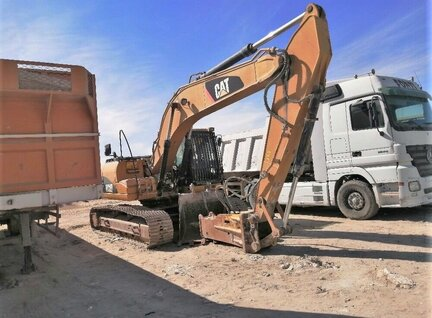 Used Caterpillar (CAT) 320D2L Excavator For Sale in Singapore