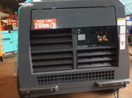 Used Airman PDS185S-6C2 Air Compressor For Sale in Singapore