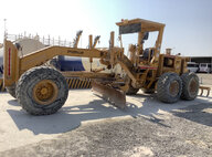 Used Caterpillar (CAT) 14G Motor Grader For Sale in Singapore