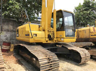 Used Komatsu PC200-8M0 Excavator For Sale in Singapore