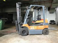 Used Toyota 7FB25 Forklift For Sale in Singapore