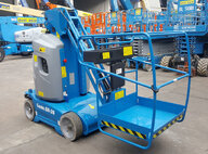 Used Genie GR-26J Boom Lift For Sale in Singapore