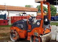Used HAMM HD12VV Road Roller For Sale in Singapore