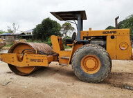 Used BOMAG BW212D-2 Compactor For Sale in Singapore