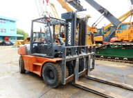 Used Doosan D70S-5 Forklift For Sale in Singapore