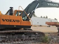 Used Volvo EC360BLC Excavator For Sale in Singapore
