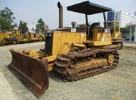 Used Caterpillar (CAT) D3C Bulldozer For Sale in Singapore