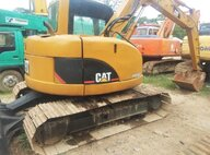 Used Caterpillar (CAT) 308CCR Excavator For Sale in Singapore