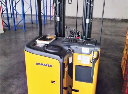Used Komatsu FB15RL-15 Reach Truck For Sale in Singapore