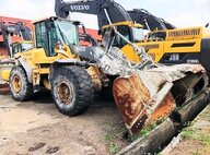Used Volvo L120F Loader For Sale in Singapore