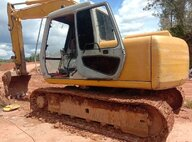 Used Sumitomo SH120-1 Excavator For Sale in Singapore