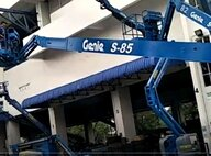 Used Genie S-85 Boom Lift For Sale in Singapore