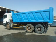 Used Mercedes-Benz Actros 4031 Dump Truck For Sale in Singapore