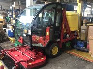 Used Gianni Ferrari Turbo 4C Mower Collector  Mower For Sale in Singapore