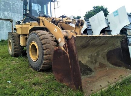 Used Caterpillar (CAT) 950F Loader For Sale in Singapore