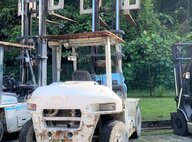 Used Nissan L1F6F60U Forklift For Sale in Singapore