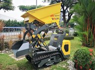 New Wacker Neuson DT10 Dumper For Sale in Singapore