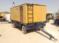 Used Atlas Copco XRHS385MD Air Compressor For Sale in Singapore