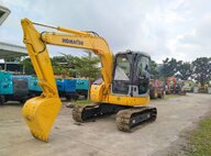 Used Komatsu PC78US-6N0 Excavator For Sale in Singapore