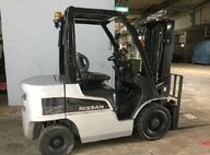 Refurbished Nissan KY1F2A25U  Forklift For Sale in Singapore