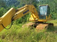 Used Komatsu PC130-7 Excavator For Sale in Singapore
