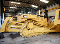Refurbished Caterpillar (CAT) D7R Bulldozer For Sale in Singapore