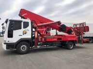 Used Hansin 45M Aerial Platform For Sale in Singapore