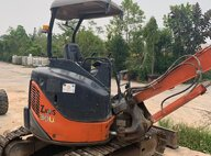 Used Hitachi ZX30U-2 Excavator For Sale in Singapore