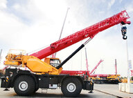 Used Palfinger Sany SRC750 Crane For Sale in Singapore