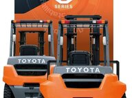 New Toyota 8FD30 Forklift For Sale in Singapore