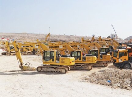 Used Komatsu PC220-8 Excavator For Sale in Singapore