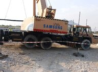 Used Samsung SC25H-2 Crane For Sale in Singapore