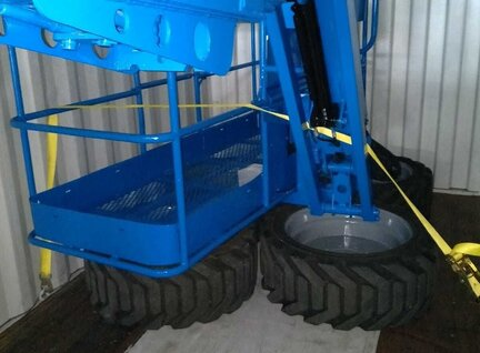 Used Genie S-65 Boom Lift For Sale in Singapore