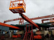 Used Snorkel TB60/TB80 Aerial Platform For Sale in Singapore