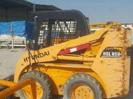 Used Hyundai HSL-650 Skid Steer Loader For Sale in Singapore
