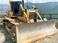 Used Komatsu D65PX-15 Bulldozer For Sale in Singapore