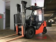 New Toyota 62-8FD25 Forklift For Sale in Singapore