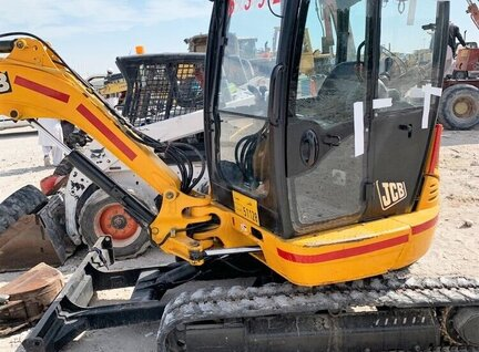 Used JCB 8030 Excavator For Sale in Singapore