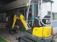 New Wacker Neuson EZ17 Excavator For Sale in Singapore