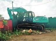 Used Kobelco SK200-5 Excavator For Sale in Singapore